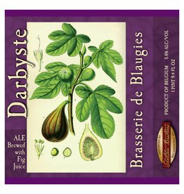 Blaugies 'Darbyste' Wheat Saison w/ Figs 750ml