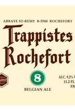 Rochefort '8 Trappist Ale' 11.2oz Sgl
