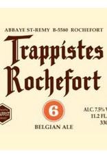 Rochefort '6 Trappist Ale 11.2oz Sgl