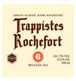 Rochefort '6 Trappist Ale' 11.2oz Sgl