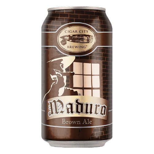 Cigar City 'Maduro' Brown Ale 12oz Sgl (Can)