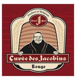 Bockor Cuvee des Jacobins Rouge' 330ml