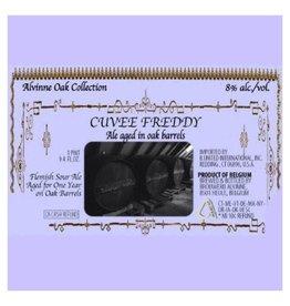Alvinne Cuvee Freddy' 330ml