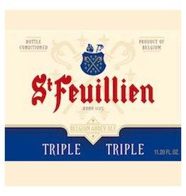 St. Feuillien 'Tripel' 750ml