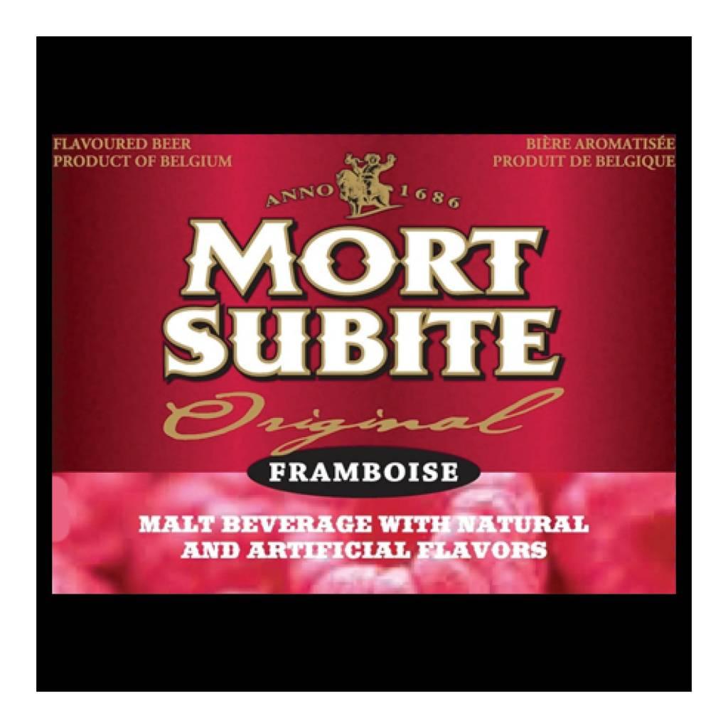 Mort Subite 'Framboise' 375 ml