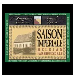 De Proefbrouwerij 'Saison Imperiale' 750ml