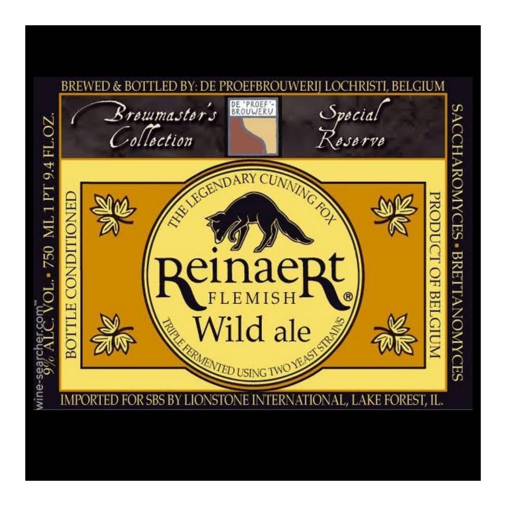 De Proefbrouwerij 'Reinaert' Wild Ale 750ml