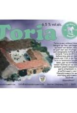 De Hoevebrouwers 'Toria' Blonde 11.2oz Sgl