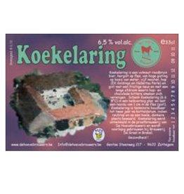 De Hoevebrouwers 'Koekelaring' 11.oz Sgl