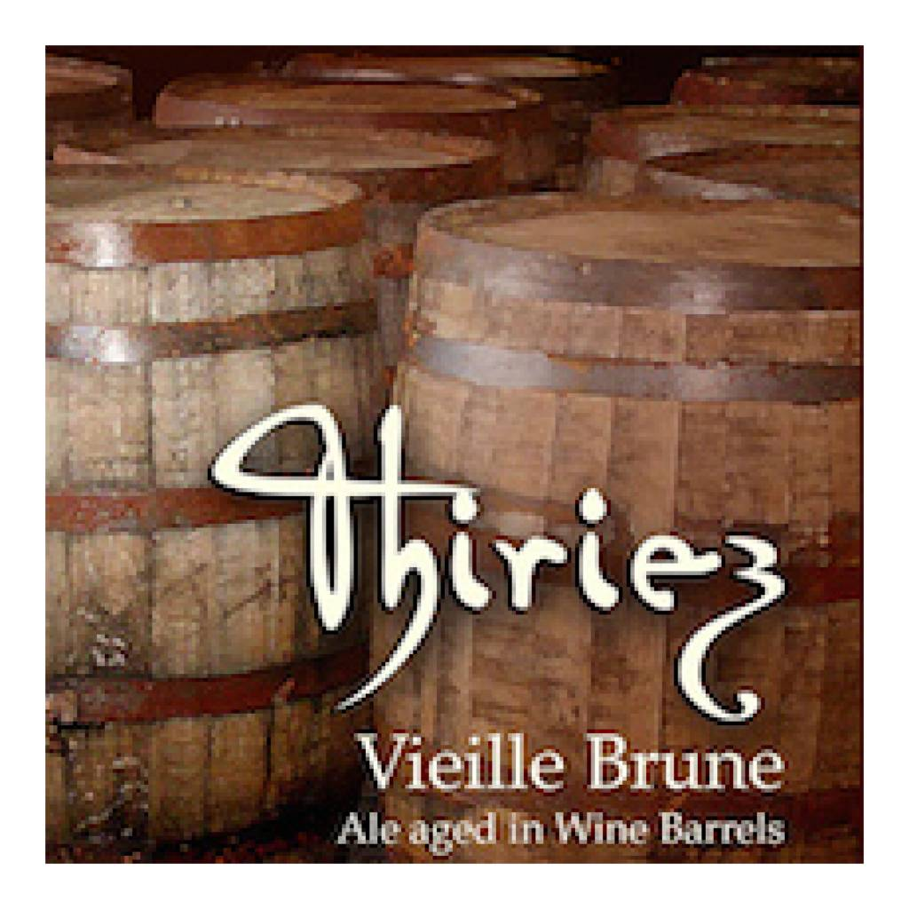 Thiriez 'Vieille Brune' Sour Ale 750ml