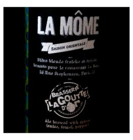 De La Goutte d'Or 'La Mome' 500ml