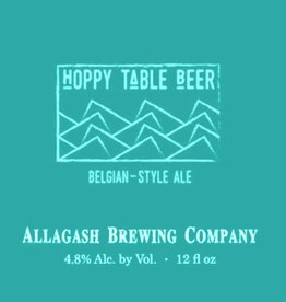 Allagash 'Hoppy Table Beer' 12oz Sgl