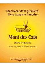 Chimay x Mont des Cats 'Trappist Amber' 330ml