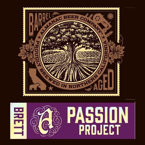 Almanac 'Passion Project' 375ml