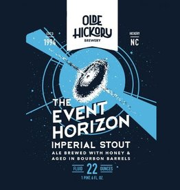 Olde Hickory 'Event Horizon' Imperial Stout 22oz