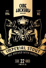 Olde Hickory Brewery 'Imperial Stout - 2017' 22oz