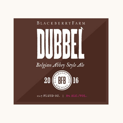 Blackberry Farm Brewery 'Abbey Dubbel' 375ml