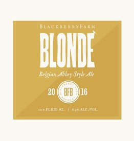 Blackberry Farm 'Blonde' Belgian Style Abbey Ale 750ml