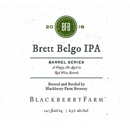 Blackberry Farm 'Brett Belgo IPA - Barrel Series' 375ml