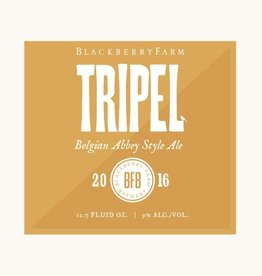 Blackberry Farm 'Tripel' Belgian Abbey Style Ale 375 ml