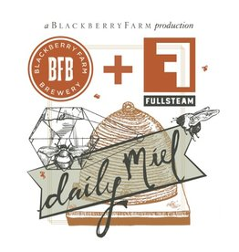 Blackberry Farm 'Daily Miel' Rustic Farmhouse Ale 750ml