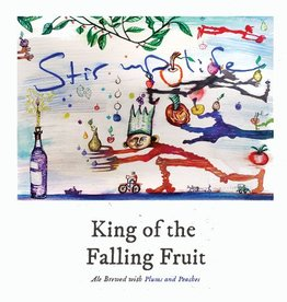 Blackberry Farm 'King of Falling Fruit' Farmhouse Ale 750ml