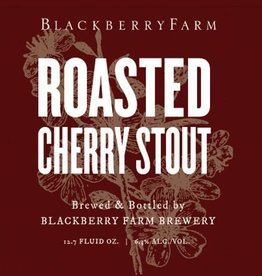 Blackberry Farm 'Roasted Cherry Stout' 375 ml