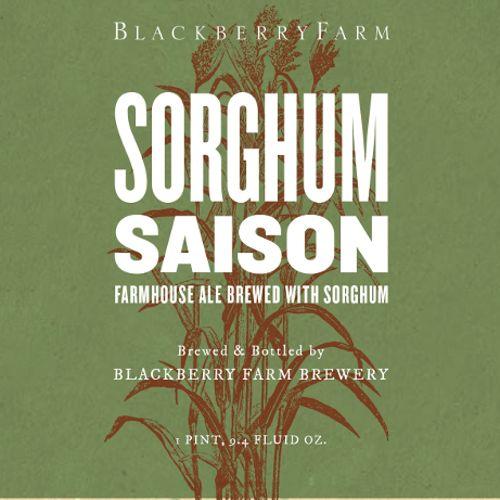 Blackberry Farm 'Sorghum' Saison 750ml