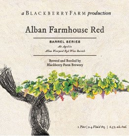Blackberry Farm 'Alban Farmhouse Red' 750ml