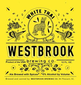 Westbrook 'White Thai' 12oz Sgl (Can)