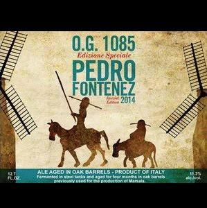 Carrobiolo 'O.G. 1085 Pedro Fontenez' 500ml