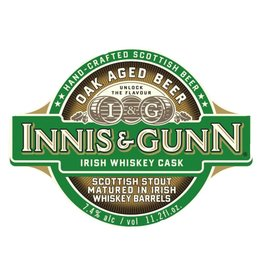 Innis & Gunn 'Irish Whiskey Aged Stout' 12oz Sgl