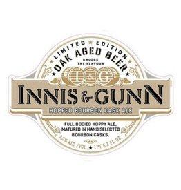 Innis & Gunn 'Hopped Bourbon Cask' Scotch Ale 16oz