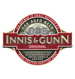 Innis & Gunn 'Original' Oak Aged Scotch Ale 22oz (Large Bottle)