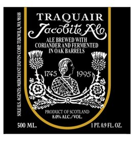 Traquair 'Jacobite' Ale 500ml