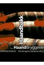 HaandBryggeriet 'Haandbakk' Sour Ale 500ml
