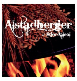 Handbrygerri Klostergarden 'Alstadberger' Smoked Ale 500ml