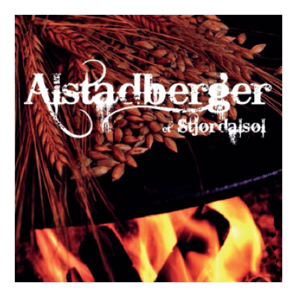 Handbrygerri 'Alstadberger' Smoked Ale 500ml