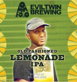 Evil Twin x Omnipollo 'Old Fashioned Lemonade' IPA 12oz Can