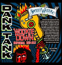 Sweetwater 'Wookie Down' Imperial Red Ale 16oz Sgl (Can)