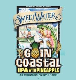 Sweetwater 'Goin Coastal' Pineapple IPA 12oz Sgl