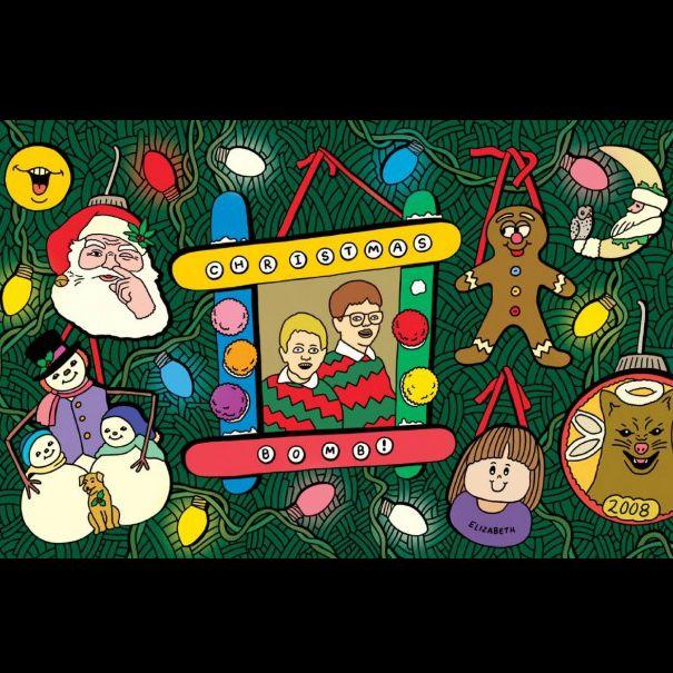 PRAIRIE Artisan Ales 'Christmas Bomb!' Imperial Stout 12oz Sgl