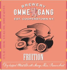 Ommegang 'Fruition' Ale 11.2oz Sgl
