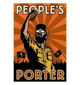 Foothills 'People's Porter' 12oz Sgl