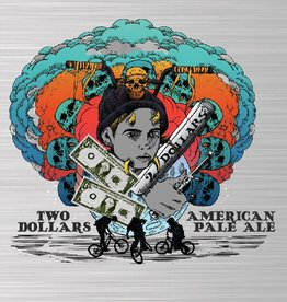 Burial x Hoof Hearted 'Two Dollars' American Pale Ale 12oz Sgl (Can)