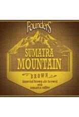 Founders 'Sumatra Mountain Brown' Ale 12oz Sgl