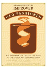Brooklyn 'Improved Old Fashioned' Cocktail Inspired Ale 750ml