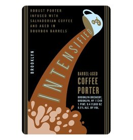 Brooklyn 'Intensified Coffee' Porter 750ml