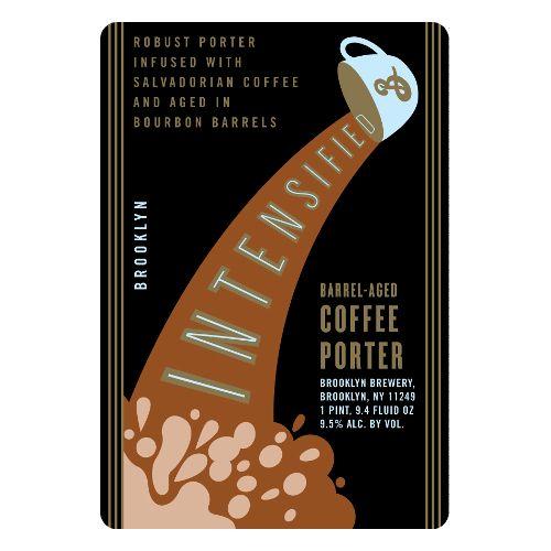 Brooklyn 'Intensified Coffee' Porter 750ml