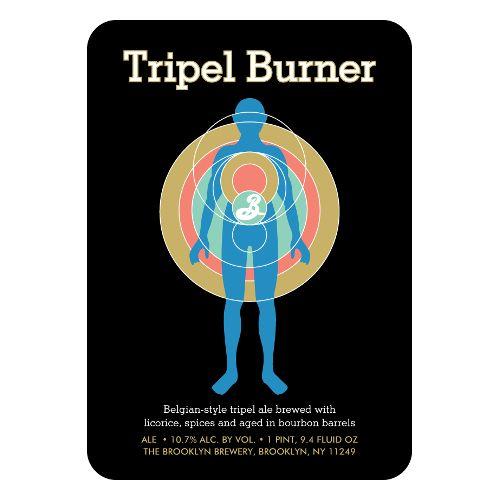 Brooklyn 'Tripel Burner' Ale 750ml